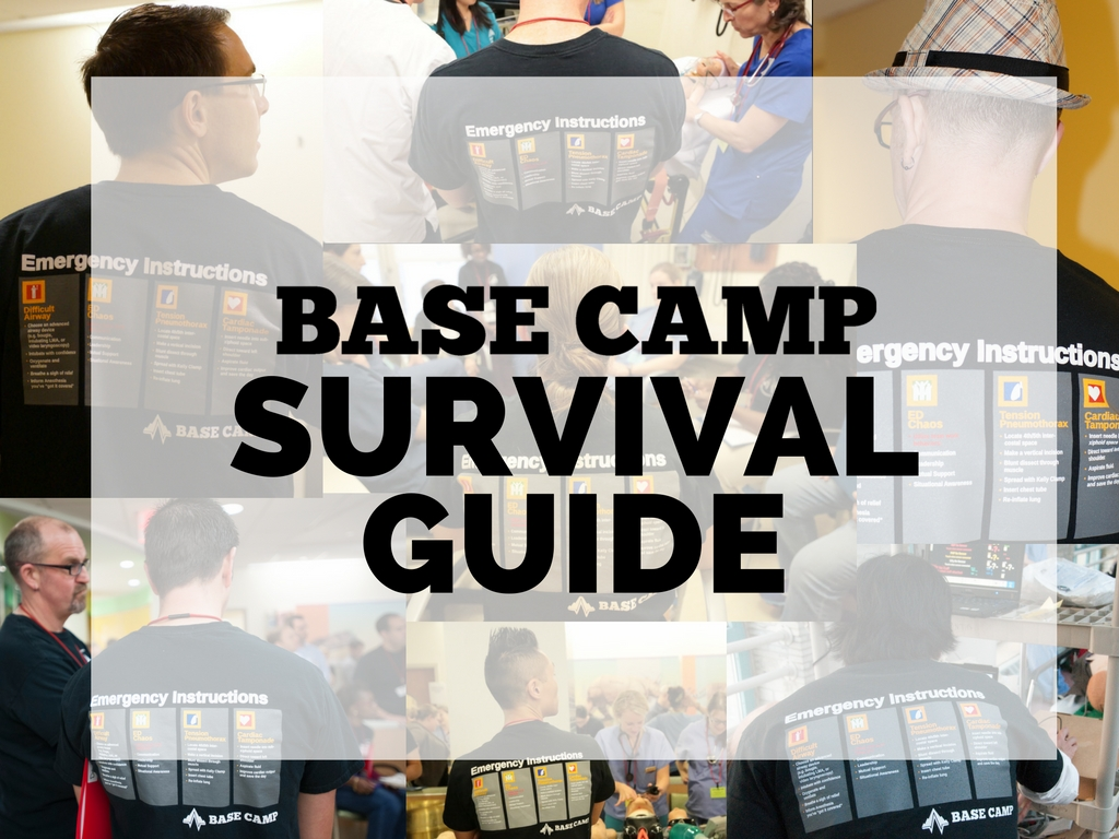 BASE Camp Survival Guide