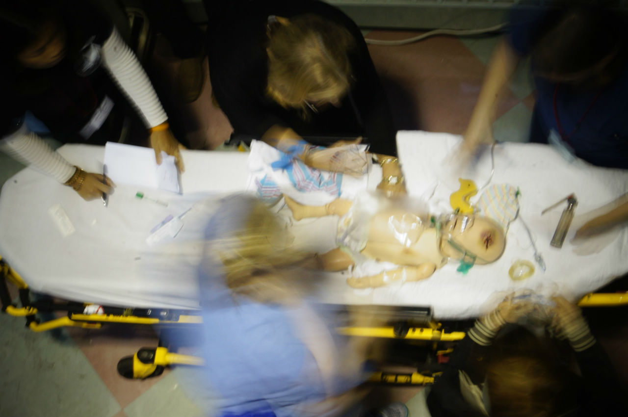 Mass Casualty Disaster