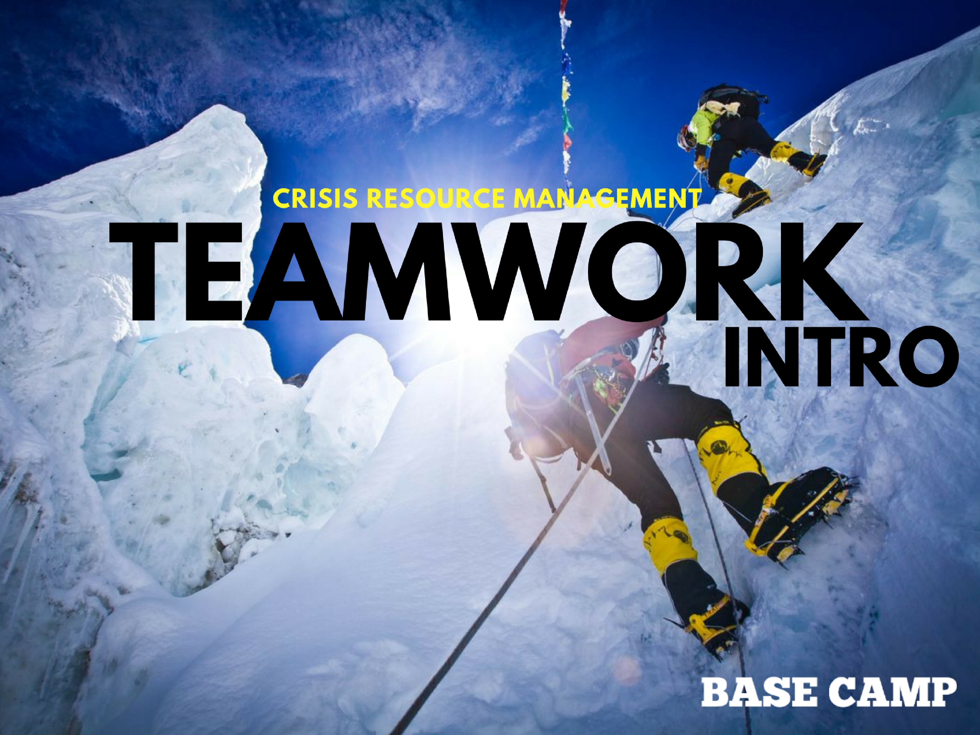 Teamwork & CRM Intro
